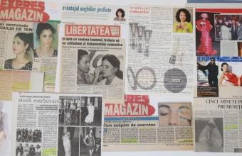 Mirela Vescan apariții media
