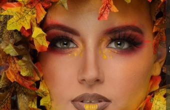 Mirela  Vescan make-up academy  Make-up by Ileana Ștefan
