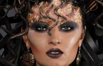 Mirela  Vescan make-up academy  make-upmby Adela Pasc