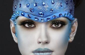 Mirela  Vescan make-up academy  Make-up by Anca Popa
