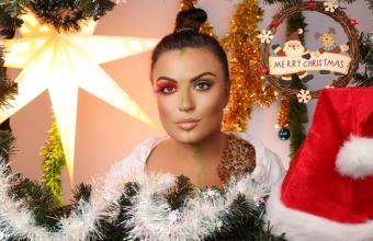 Mirela  Vescan make-up academy  Crăciunițe