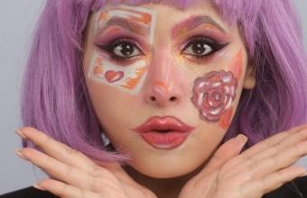 Mirela  Vescan make-up academy  Make-up by Diana îbakjaji