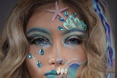 Mirela  Vescan make-up academy  make-up by  Simona Balasz