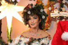 Mirela  Vescan make-up academy  Crăciuni'e