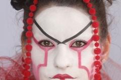Mirela  Vescan make-up academy Make-up by Ciprian Mitran