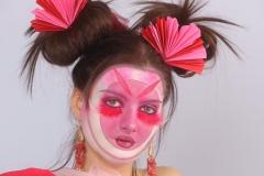 Mirela  Vescan make-up academy Make-up by Diana Bakjaji