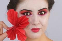 Mirela  Vescan make-up academy Make-up by Ana Răducanu