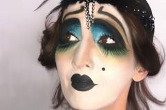 Mirela  Vescan make-up academy  Make-up by Cornelia Filip