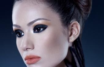 Editorial beauty revista Unica, make-up Mirela îvescan