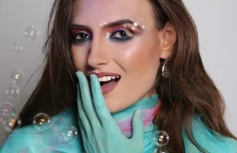 Mirela Vescan make-up academy , Alexandra Huțan