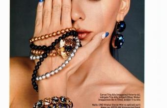 Editorial beauty revista Viva