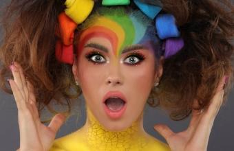 Rainbow by Mirela Vescan