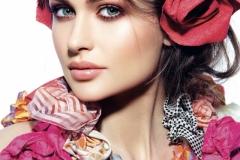Editorial beauty revista Trend's