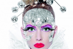 Make-up Swarovsky