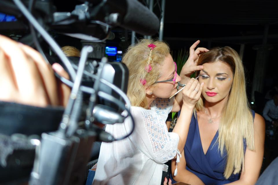 Mirela Vescan Make Up Artist Curs Machiaj Scoala Machiaj
